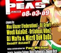 Rice & Peas. NYC 8.3.09