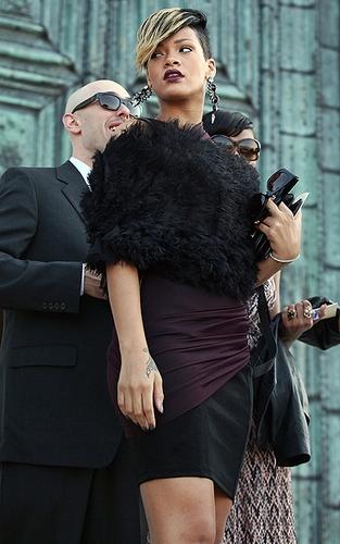 Rihanna Venice Italy
