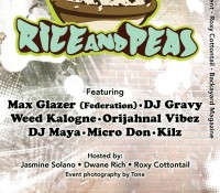 December Rice and Peas (2009)