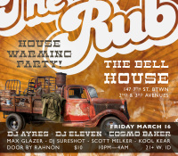 Max Glazer at The Rub (March 16)