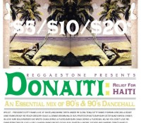 Reggaestone Presents Donaiti
