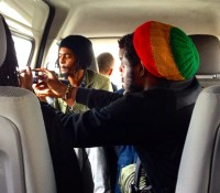 zincfence movements outdeh in Australia. @chronixxmusic tonight at The Espy in Melbourne with @maxglazer.